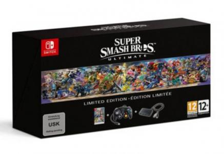 Super Smash Bros Ultimate Limited Edition Para Nintendo Switch