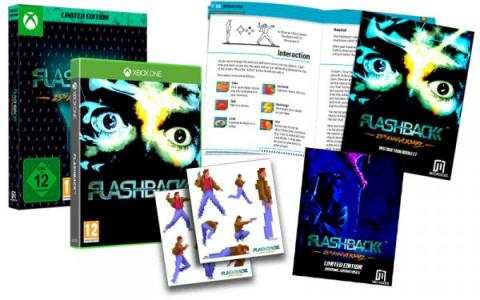 Flashback 25 Anniversary Limited Edition