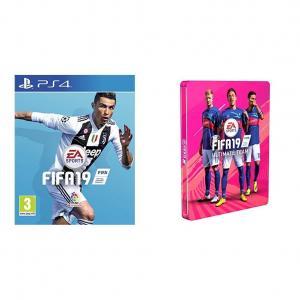 FIFA 19 Steelbook (Edición Exclusiva Amazon)
