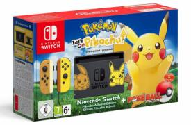Let's Go Pikachu Bundle (Ed. Limitada)