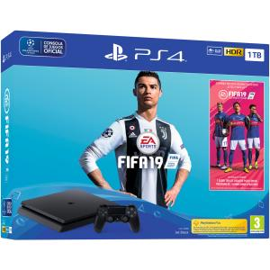 Consola Playstation 4 (PS4) Slim 1TB Pack FIFA 19