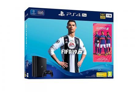 Consola Playstation 4 PRO (PS4) 1TB Pack FIFA 19