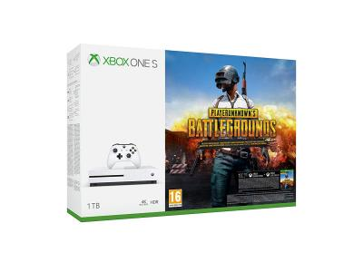 Consola Xbox One S 1TB Pack Playerunknown's Battlegrounds