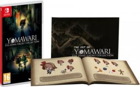 Yomawari: The Long Night Collection Limited Edition - Nintendo Switch
