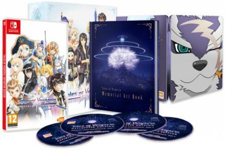 Tales Of Vesperia Definitive Edition Premium Edition