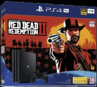 Consola Playstation 4 PRO (PS4) Pack Red Dead Redemption 2 - PlayStation 4
