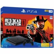 Consola Playstation 4 (PS4) Pack Red Dead Redemption 2 - PlayStation 4