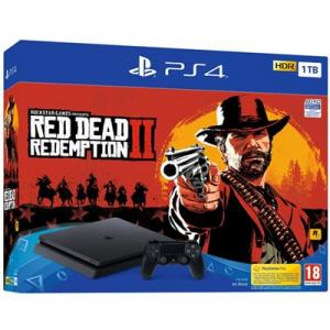 Consola Playstation 4 (PS4) Pack Red Dead Redemption 2