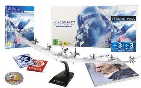 Ace Combat 7: Skies Unknown Collectors Edition