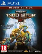 Warhammer 40,000 Inquisitor Martyr Deluxe Edition - PlayStation 4