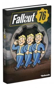 Guia Oficial Fallout 76  Edición Coleccionista