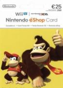 Tarjeta Nintendo eShop 25€ Europa - Nintendo Switch