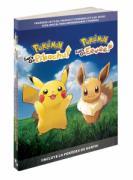 Guía oficial de entrenador y Pokédex, Pokémon: Let's Go, Pikachu/Eevee!  - Nintendo Switch