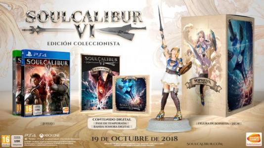 SoulCalibur VI Collectors Edition