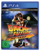 Back to the Future: The Game  - PlayStation 4