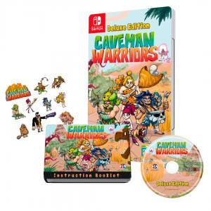 Caveman Warriors Deluxe Edition
