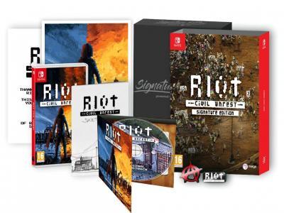 Riot: Civil Unrest Signature Edition
