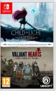 Child Of Light + Valiant Heart