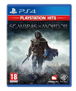 La Tierra Media: Sombras de Mordor Playstation Hits