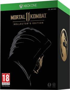 Mortal Kombat 11 Kollector's Edition