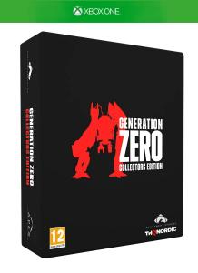 Generation Zero Collectors Edition