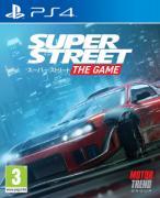 Super Street El Juego  - PlayStation 4