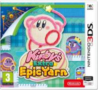 Kirby Extra Epic Yarn  - Nintendo 3DS