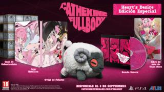Catherine Full Body Heart's Desire Premium Edition - PlayStation 4