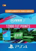FIFA 19 Ultimate Team - 12000 FIFA Points