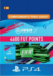 FIFA 19 Ultimate Team - 4600 FIFA Points