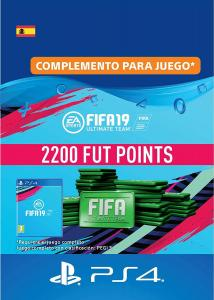 FIFA 19 Ultimate Team - 2200 FIFA Points