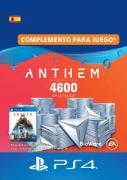 Anthem 4600 Cristales  - PlayStation 4
