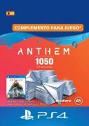Anthem 1050 Cristales  - PlayStation 4