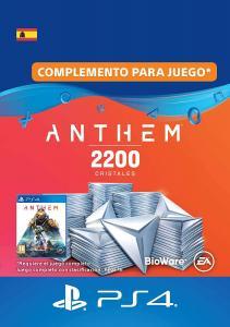 Anthem 2200 Cristales