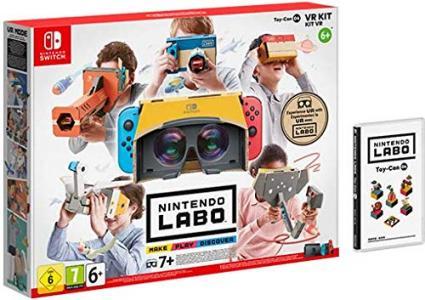 Nintendo Labo: VR Kit Toy-Con 04