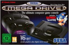 Sega MegaDrive mini  - PC - Windows