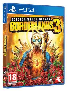 Borderlands 3 Edición Super Deluxe