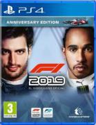 F1 2019 Anniversary Edition - PlayStation 4