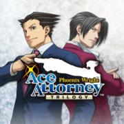 Phoenix Wright: Ace Attorney Trilogy  - PlayStation 4