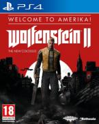 Wolfenstein II: The New Colossus Welcome to Amerika! - PlayStation 4