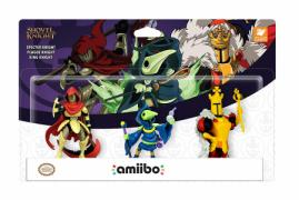 amiibo Pack Shovel Knight