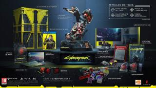 Cyberpunk 2077 Collectors Edition - PlayStation 4