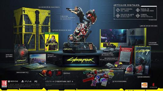 Cyberpunk 2077 Collectors Edition