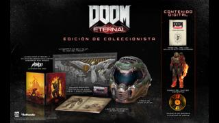 Doom Eternal Collectors Edition - PlayStation 4