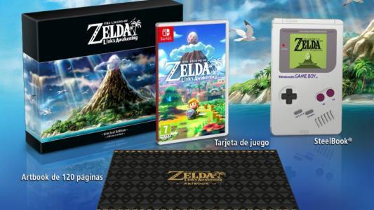 The Legend of Zelda: Link's Awakening Edición Coleccionista