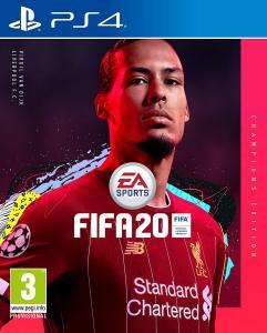 FIFA 20 Edición Champions