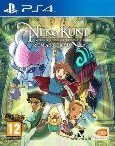 Ni No Kuni: La ira de la bruja blanca Remastered