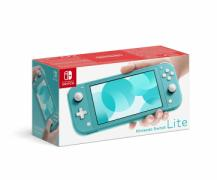 Nintendo Switch Lite Azul Turquesa - Nintendo Switch