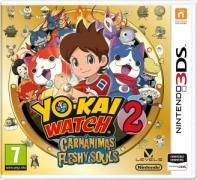 Yo-Kai Watch 2: Carnánimas  - Nintendo 3DS