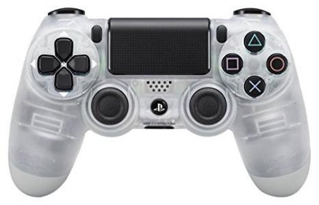 DualShock 4 Edición especial Crystal